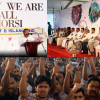 Protest Square in Kerala in Solidarity with Egypt's Pro- Democracy Struggle