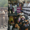 Protest Against CPRC Amendment Bill – 2017
