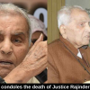 Jamaat condoles the death of Justice Rajinder Sachar