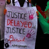 Jamaat demands justice for Asifa, Unnao rape victim and her father