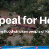 Appeal for Help For the flood-stricken people of Kerala