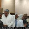 Secretary General JIH Attended Tribute Ceremony of Sr. Journalist Kuldip Nayar