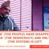 Today, 'lok' (the people) have disappeared from 'Loktantra' (the democracy) and only 'tantra' (the system) is left