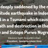 Jamaat-e-Islami Hind condoles deaths in Indonesia Tsunami