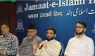Hate crimes against minorities should also be addressed at social level – Syed Sadatullah Hussaini