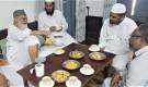 T. Arif Ali, Secretary General JIH visited Maulana Rabey Hasan Nadwi