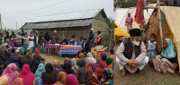 Jamaat provides the healing touch to evicted people of Chotia, Assam