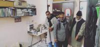 Jamaat delegation visits violence-hit JNU