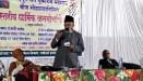 जमाअत इस्लामी हिन्द के उपाध्यक्ष मोहम्मद सलीम इंजीनियर ने महाराष्ट्र में धार्मिक जन मोर्चा की स्थापना की कहा कि धर्म इस राष्ट्र की आत्मा है