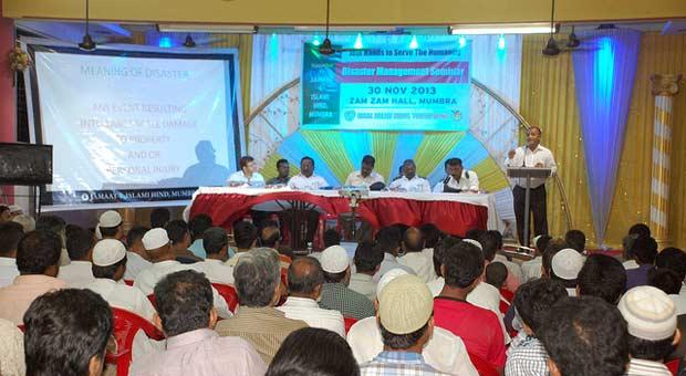 Jih Wings Organize Disaster Management Program In Mumbra