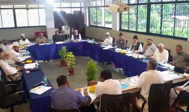 Special session of Markazi Majlis e Shoora