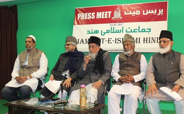 We want to prevent division of secular votes in the assembly elections Jamaat e Islami chief