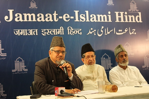 Press Meet JIH Jamaat e Islami Hind
