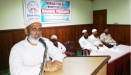 Udupi: State President of Jamaat e Islami Hind Karnataka Jb. Muhammad Atharullah Shareef called upon every Muslim to be a Daee of Islam