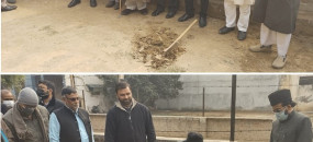 Foundation stone of HRD Institute building laid at Jamaat-e-Islami Hind campus