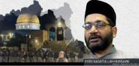 Jamaat-e-Islami Hind President condemns Israeli attacks on Al Aqsa mosque