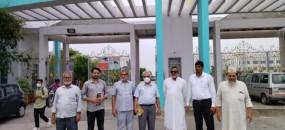 Jamaat-e-Islami Hind delegation visits Rampur's Jauhar university, meets collector, demands solution