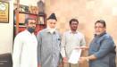 A delegation of Jama'at-e-Islami Hind Maharashtra calls on state Minister Nawab Malik