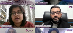 Women's English monthly e-Magazine 'AURA' launched