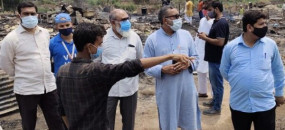 Reconstruct  Rohingya refugee camp, which was gutted in fire in New Delhi: Jamaat-e-Islami Hind