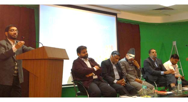IT Professionals and Social Media Activists Workshop by HRD department of JIH