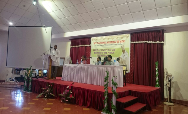 Conference of diocesan priests of India